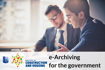 Secure e-Archiving solution for the Israeli government